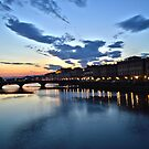 A Night in Florance by forfrysning