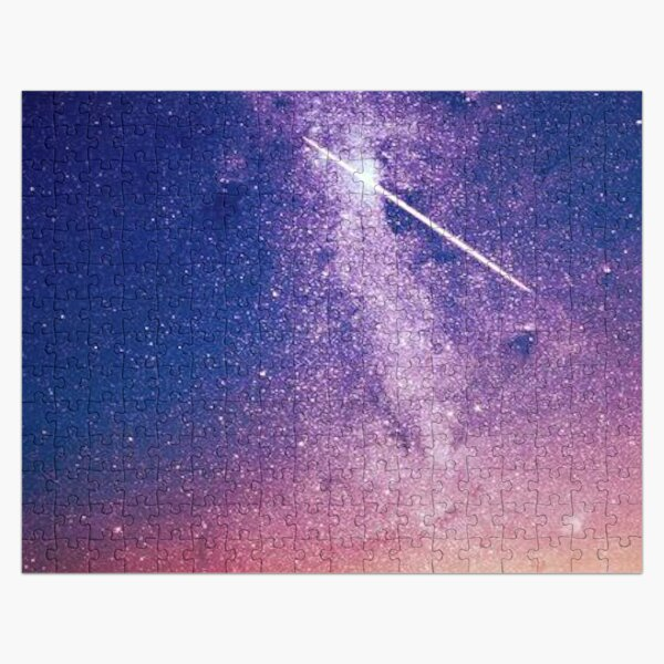 Shooting star Jigsaw Puzzle