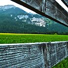 Mountains of Innsbruck by forfrysning