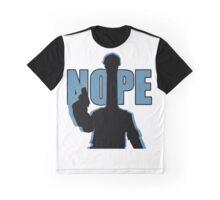 "BLU ""NOPE"" Engineer - Team Fortress 2 Graphic T-Shirt"