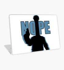 "BLU ""NOPE"" Engineer - Team Fortress 2 Laptop Skin"