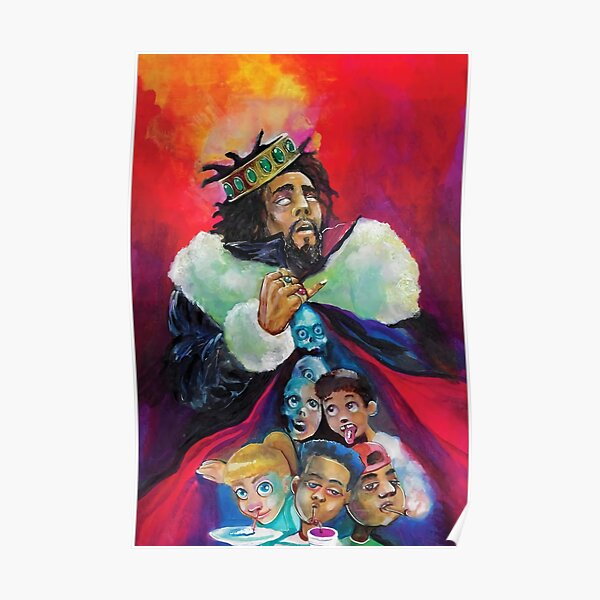 COLE KOD Cover Poster