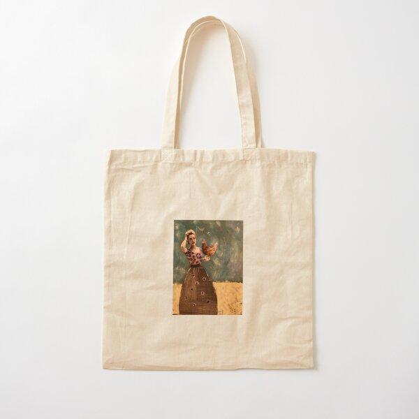 dear little hen of mine Cotton Tote Bag