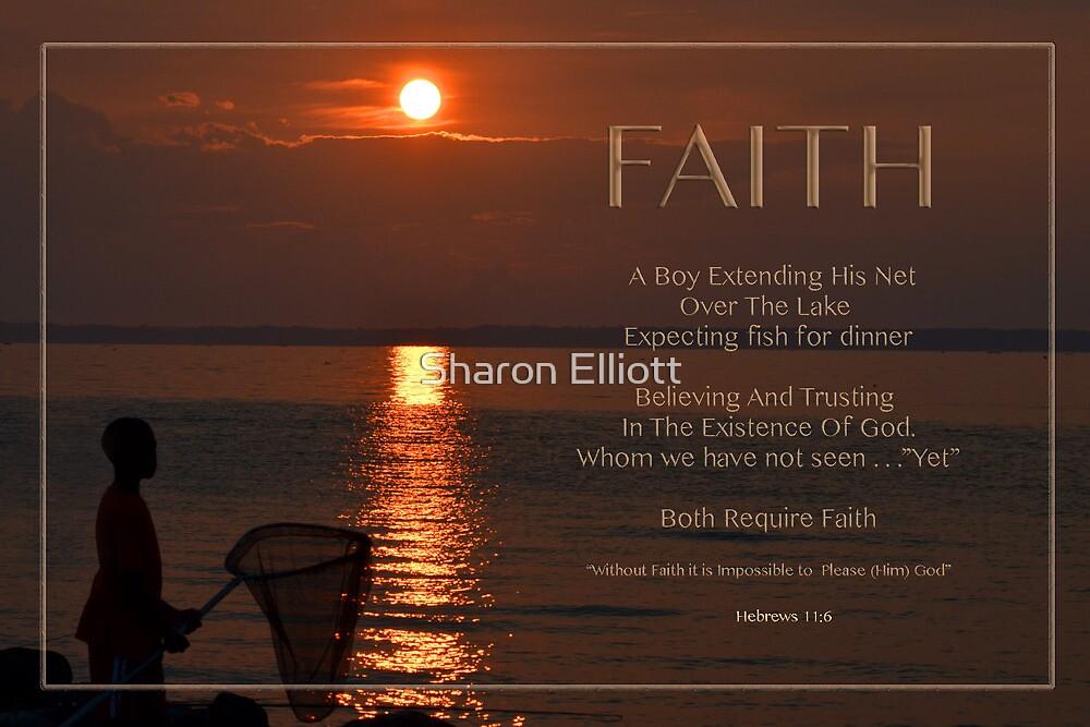 Faith by Sharon Elliott