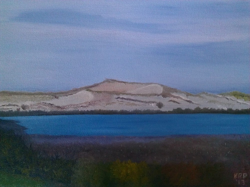 Pilgrim Lake & Dune by Ken Pratt