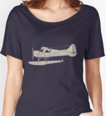 de Havilland Canada (DHC-2) Beaver Women's Relaxed Fit T-Shirt