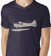 de Havilland Canada (DHC-2) Beaver Men's V-Neck T-Shirt