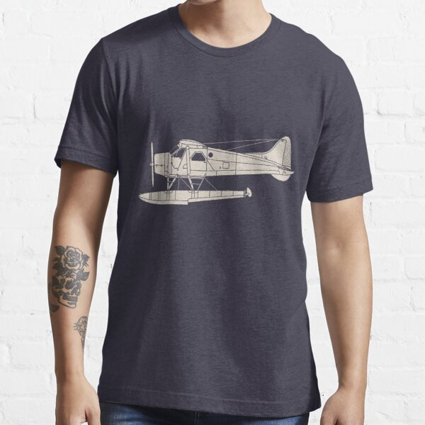 de Havilland Canada (DHC-2) Beaver Essential T-Shirt