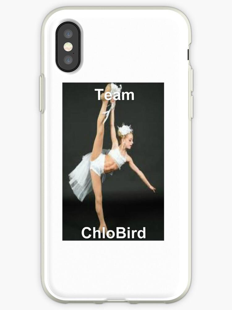 Team ChloBird by DanceMomsMerch