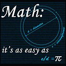 Easy as Pi by Bill Cournoyer