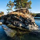 Three Tree Island, Campbell Bay by toby snelgrove  IPA