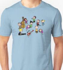 A Charlie Brown Christmas Dance T-Shirt
