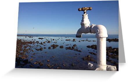 Bay Tap by cafuego