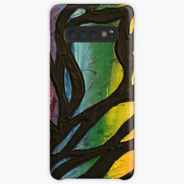 Fire Flame 2 Painting Samsung Galaxy Snap Case
