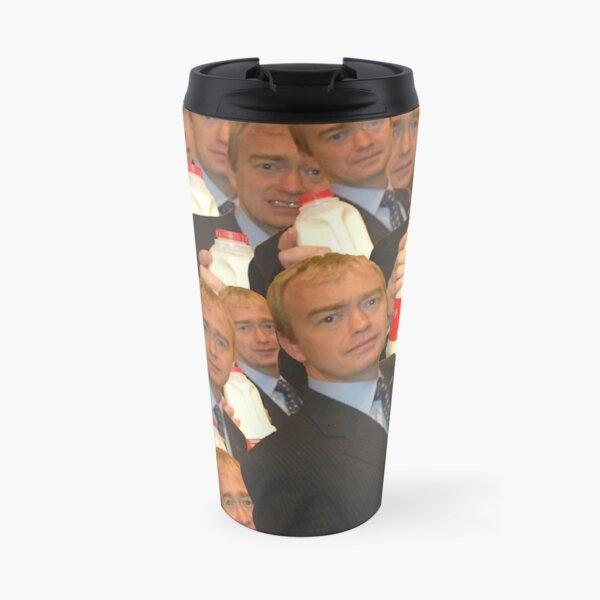 MilkMan Tim Farron Travel Mug