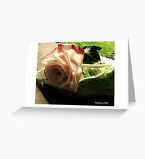 Converse Princess Greeting Card