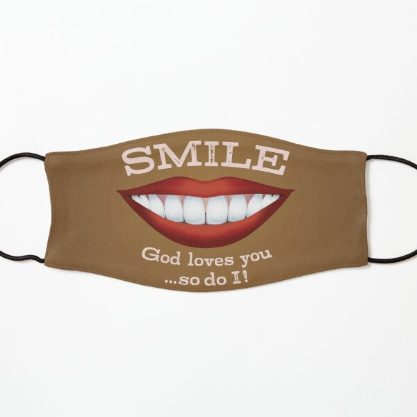 Smile! Kids Mask