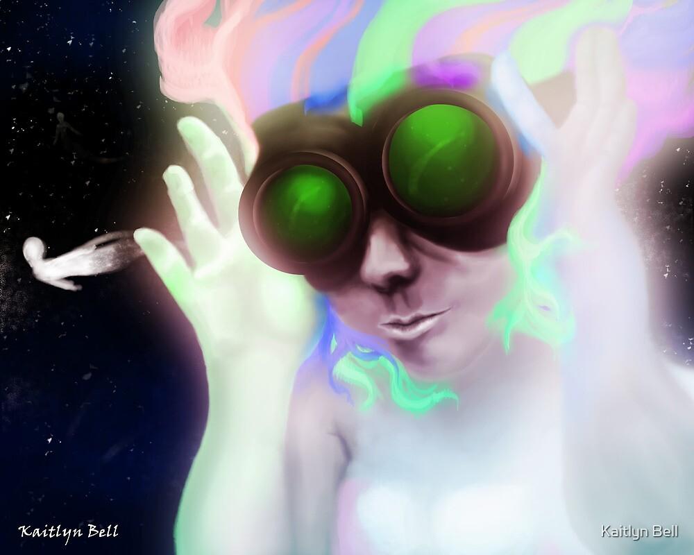 Aurora Borealis by Kaitlyn Bell