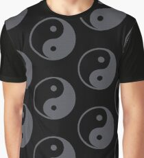 Yin and Yang Graphic T-Shirt