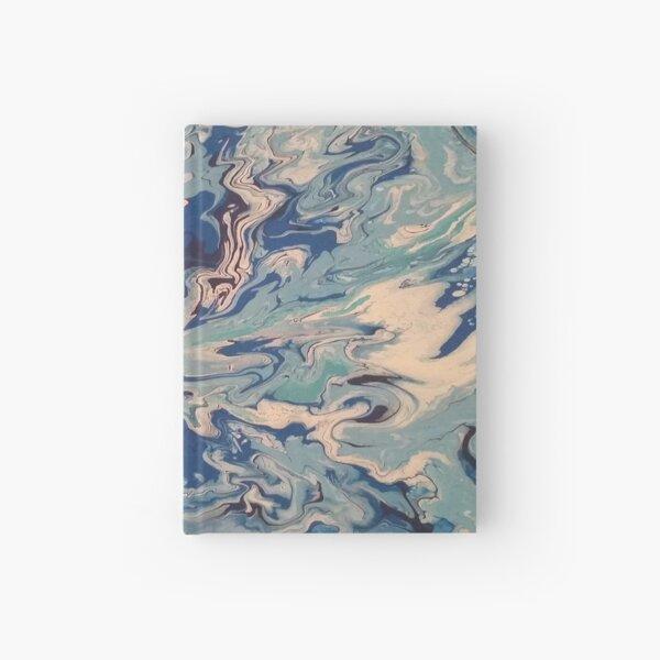 Ocean Wishy Washy Painting Hardcover Journal