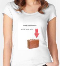 Inbetweeners Parody Women's Fitted Scoop T-Shirt