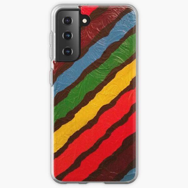 The Power of Expression Painting Samsung Galaxy Soft Case
