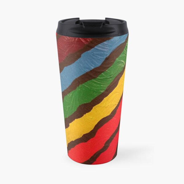 The Power of Expression Painting Travel Mug