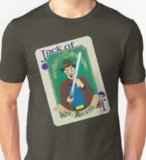 Jack of all Nerds T-Shirt