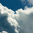 Virginia Clouds by Cathy Cale
