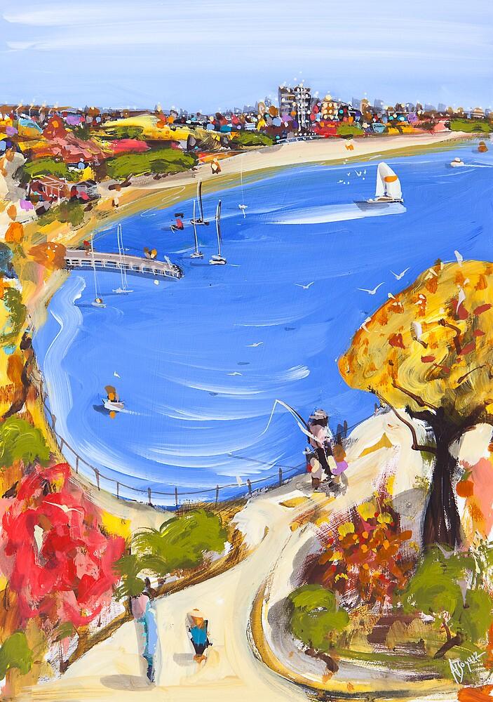 Summer breeze by Adam Bogusz