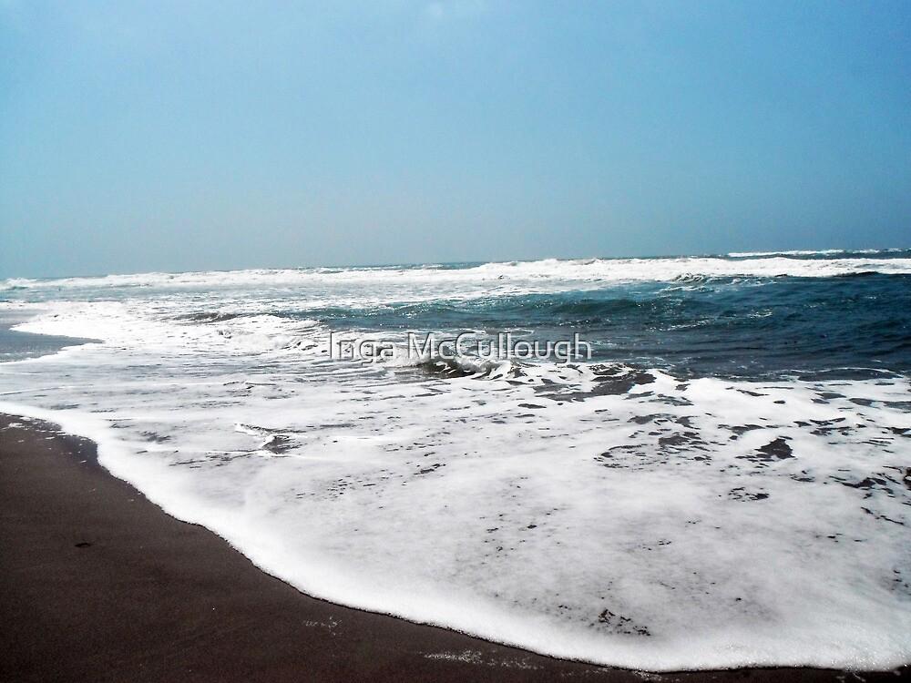 Surf Beach 1 by Inga McCullough