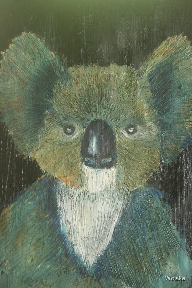 Koala by Wolska