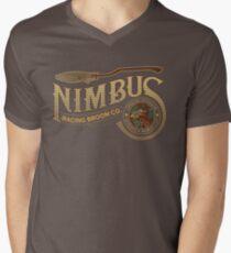 Broom rider Men's V-Neck T-Shirt