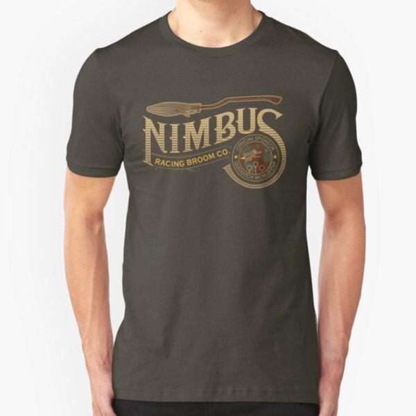Broom rider Slim Fit T-Shirt
