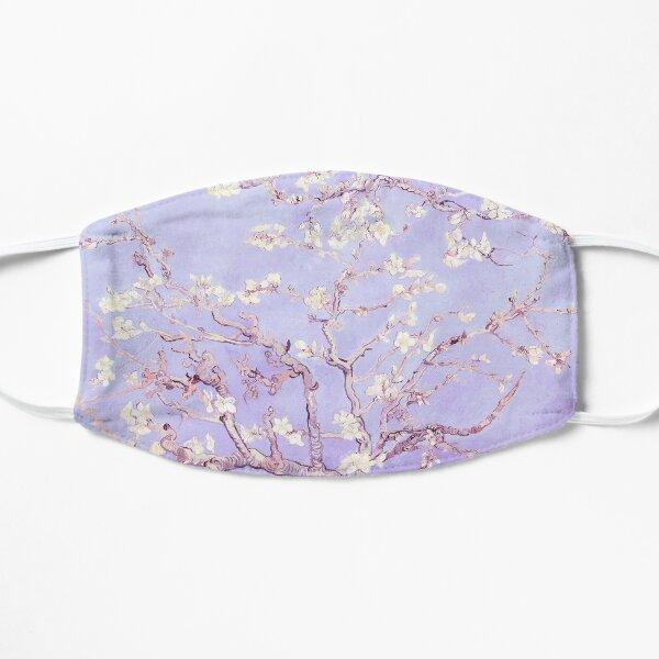 Vincent Van Gogh almond blossoms lavender Mask