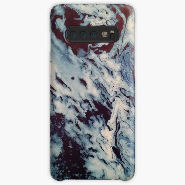 Ocean Wishy Washy Painting Samsung Galaxy Snap Case