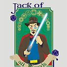 Jack of all Nerds by DJ Hughes
