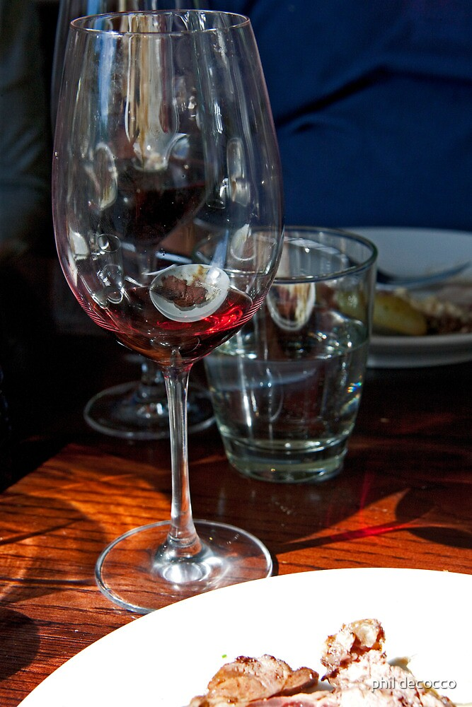 Meal In A Glass by phil decocco