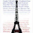 A French Phrase by bikepath