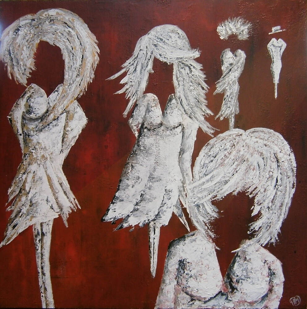 Catwalk Angels by Peter McDonnell