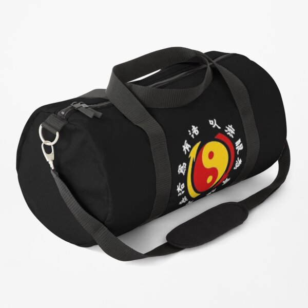 Jeet kune do, yin & yang Duffle Bag
