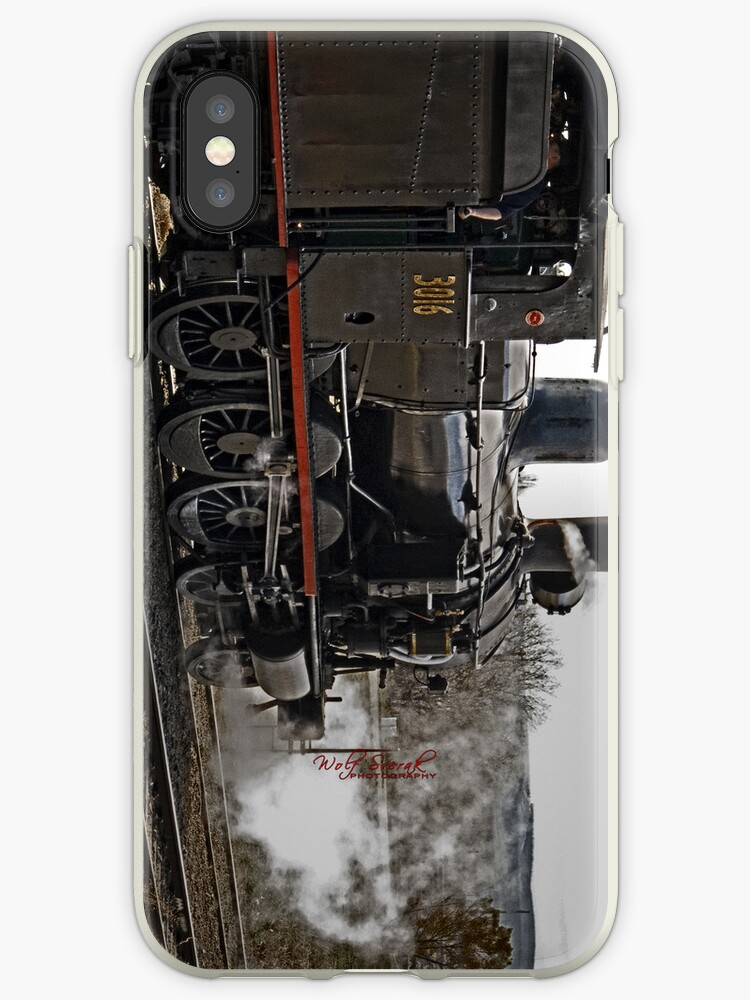 The Good Old Days iPhone case by Wolf Sverak
