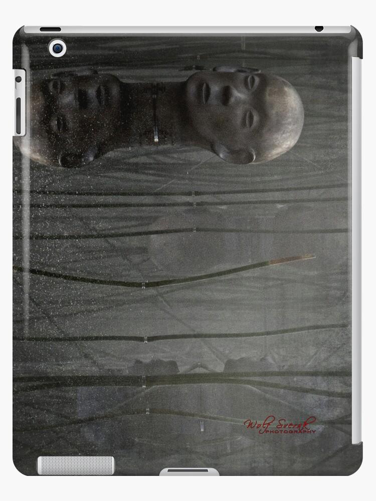 Submariners - resurfaced (iPad case) by Wolf Sverak