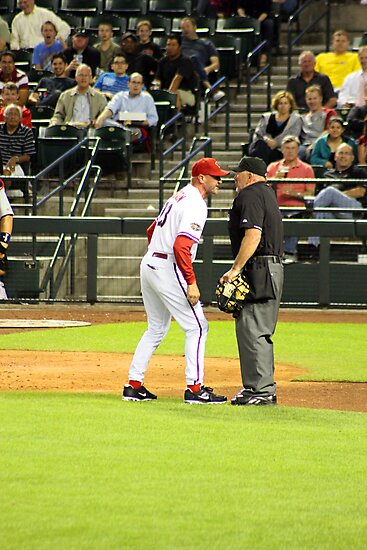 ARIZONA DIAMONBACKS vs ST. LOUIS CARDINALS APRIL 2011 by photographized