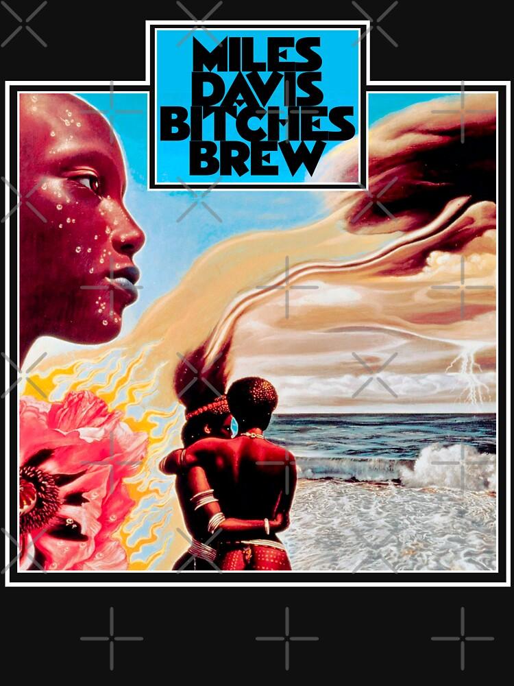 Bitches Brew by Angelbeach