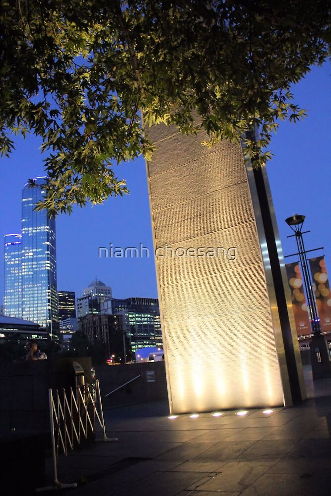 Southbank  by Niamh Scally