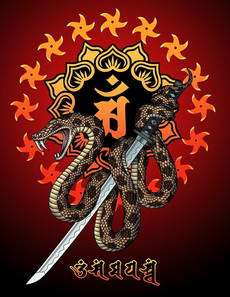 Snake Ninja by kuuma