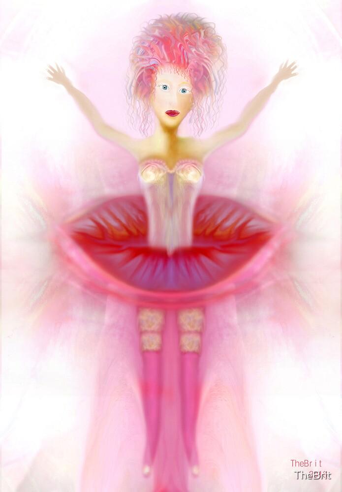 KiSS .... La   femme by TheBrit