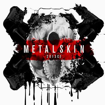 Metal Skin Model 106 by Fernsie