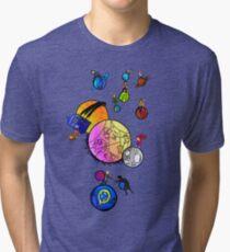 Pick a planet Tri-blend T-Shirt